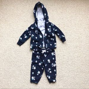 Baby Girl 6 Month Marching Outfit